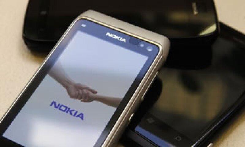 La semana pasada, Nokia reportó una pérdida de 1,530 mdd para el segundo trimestre. (Foto: Reuters)
