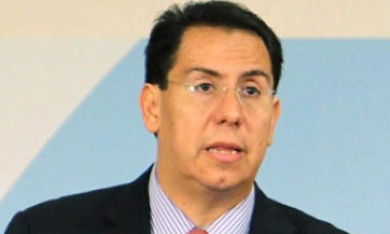 Juan Marcos Gutiérrez González sustituirá a Francisco Blake en Gobernación conforme al reglamento. (Foto: Notimex)