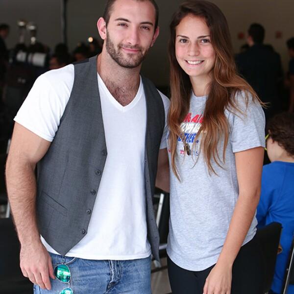 Marcos Schejtman y Luisa de la Parra