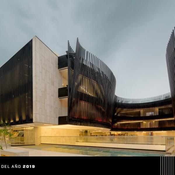 Palacio de la Música Mexicana, la Obra del Año