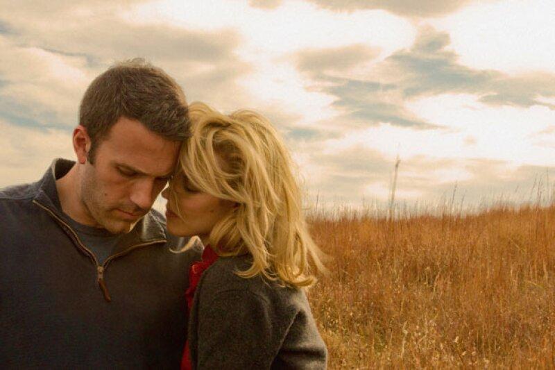En esta cinta, también nos dio mucha envidia, pues Ben Affleck aparece como su gran enamorado.