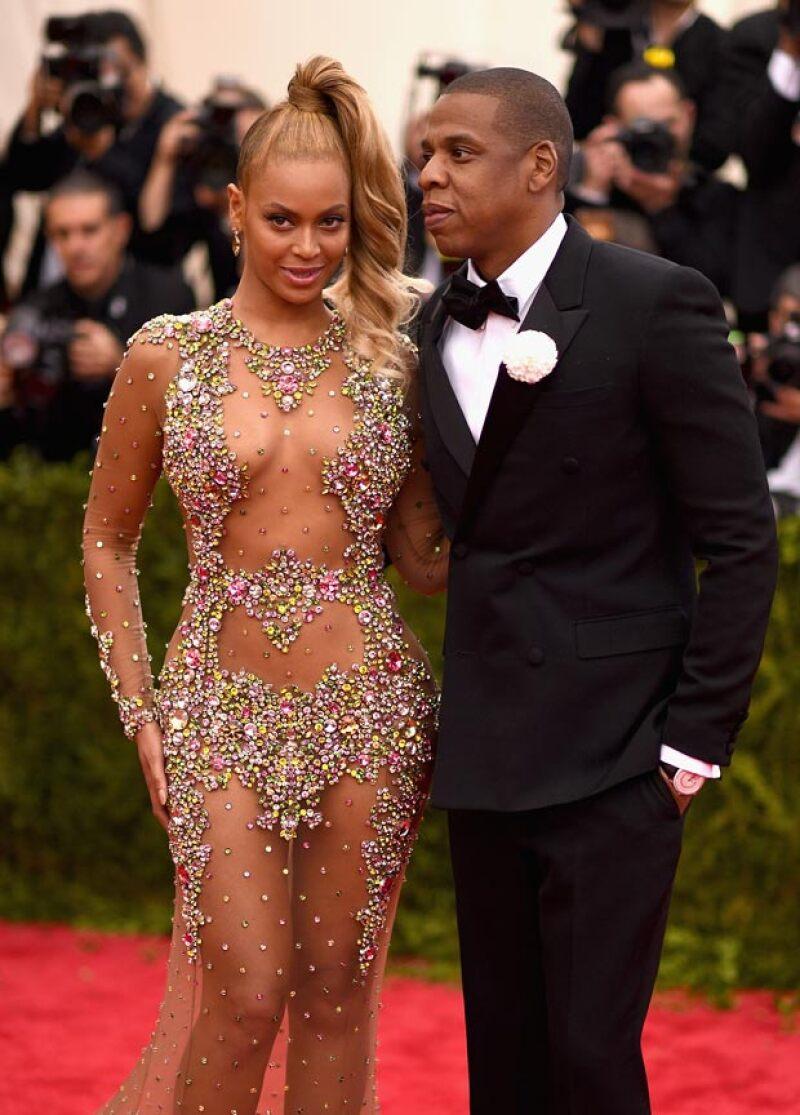 Beyoncé no ha sido la única en evidenciar que su relación con Jay-Z puede no ser del todo perfecta. ¿Qué otras celebs han hecho lo mismo?