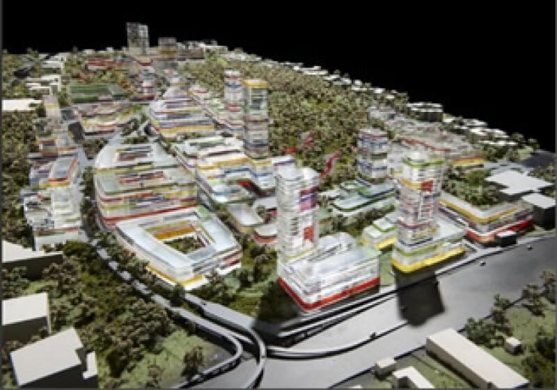 Biometrópolis estará integrado por 70 edificios comerciales y de vivienda, 9 institutos médicos especializados, 8 hospitales, 5 laboratorios y 11 instituciones educativas. (Foto: Especial)