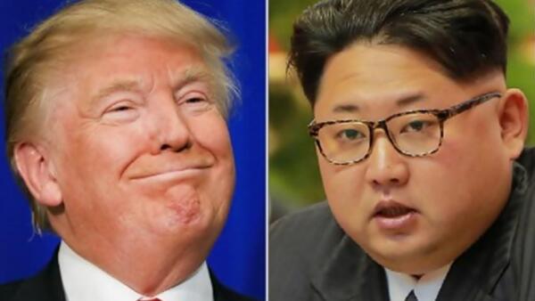 Trump responde a las amenazas de nucleares de Kim Jong Un