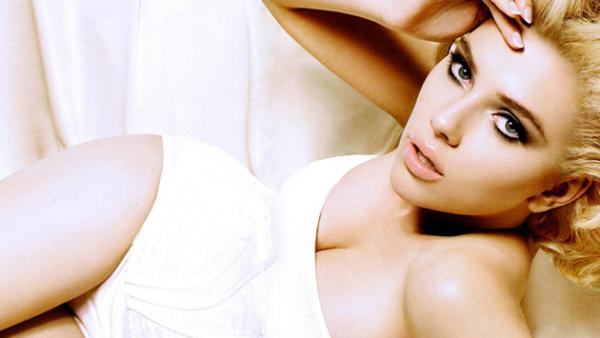 La irresistible Scarlett Johansson cumplirá 30 este año.