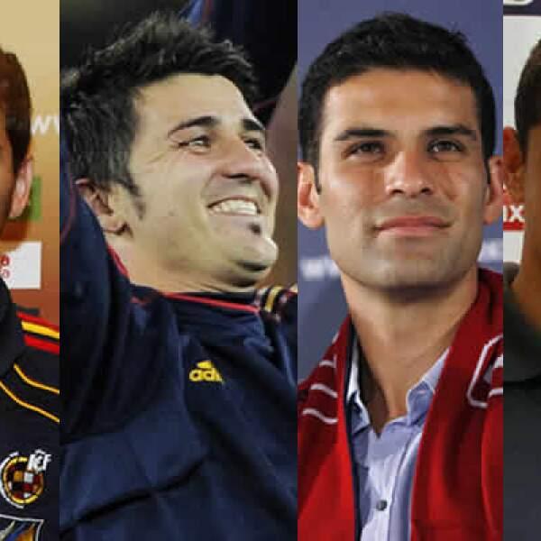 ¿Quiénes cotizan más alto en el futbol mundial de cada equipo? (Las siguientes cifras fueron tomadas de Transfermarket.com).
