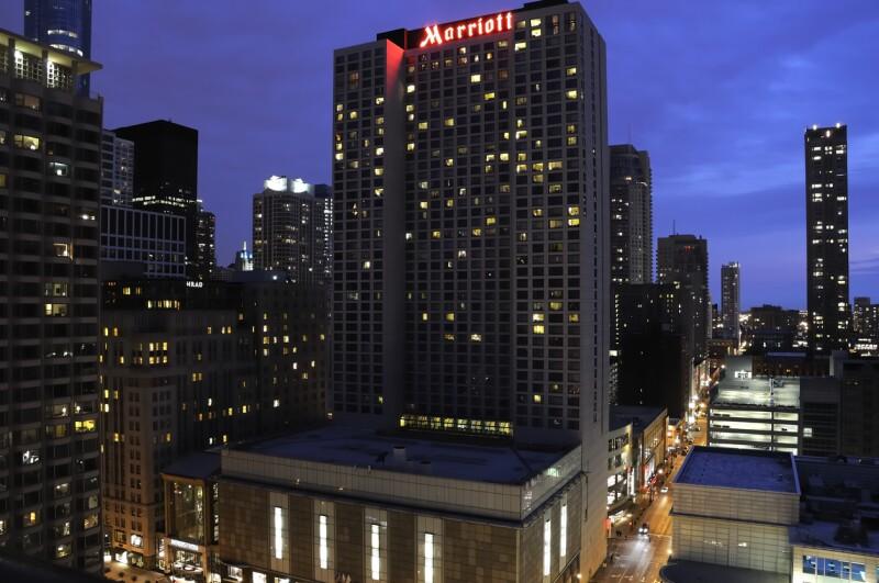 Marriott Hotel, Chicago