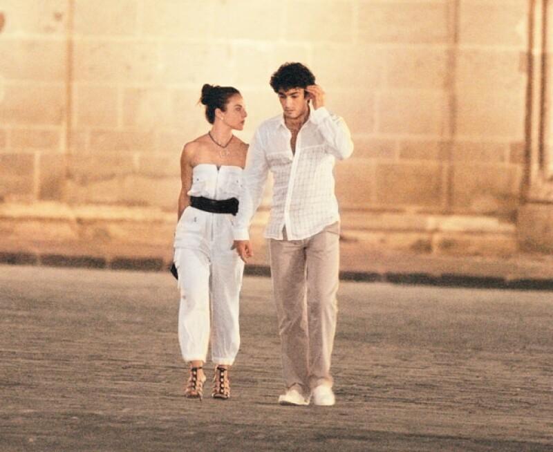 Kate del Castillo y Aarón Díaz reconfirmaban su unión con una segunda boda en San Miguel de Allende.