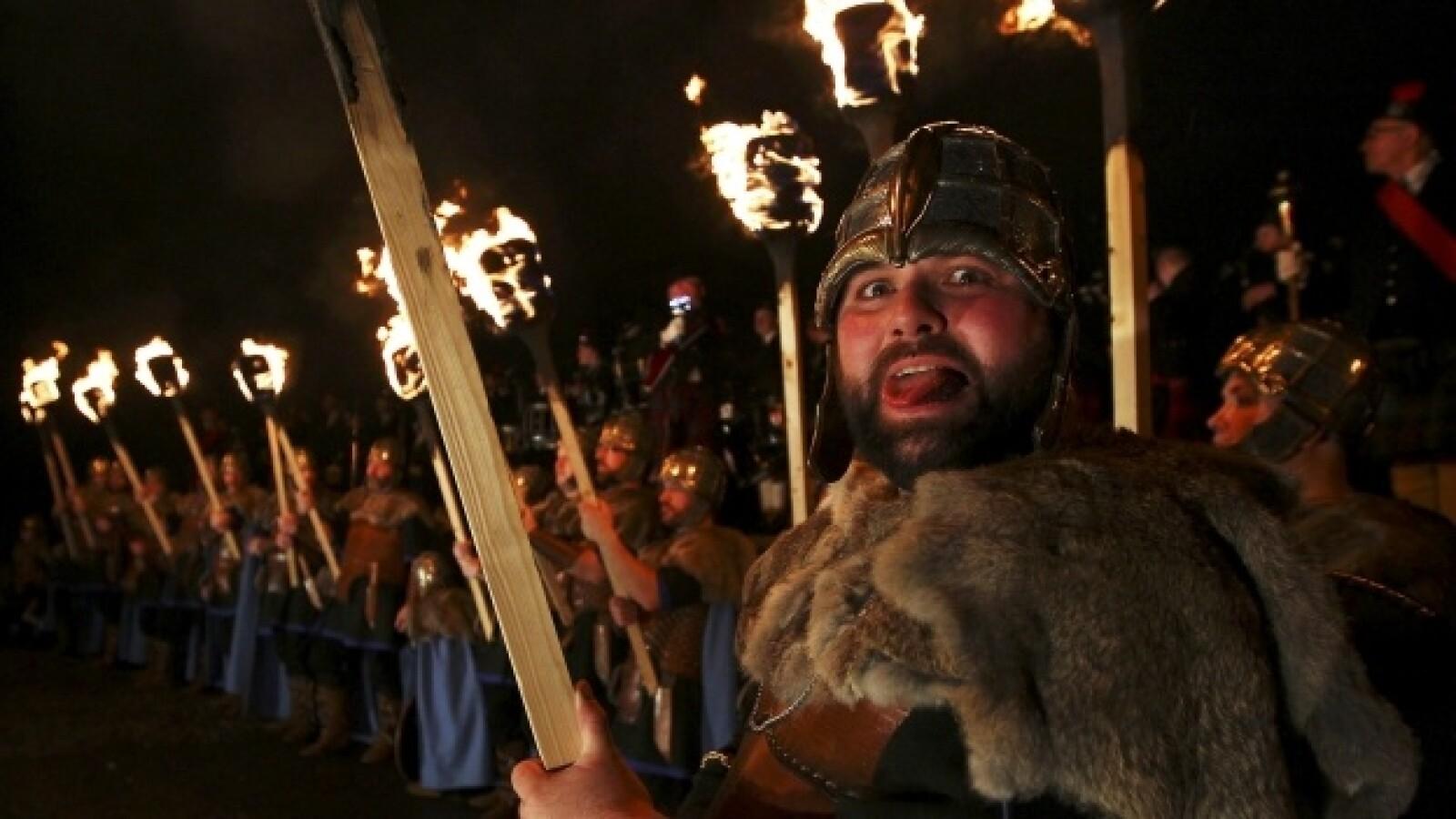 Vikingos año nuevo