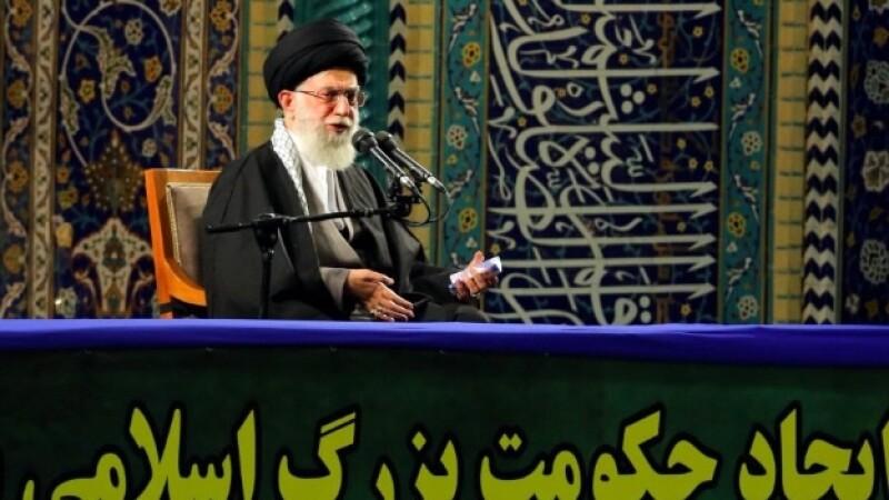 Alí Khamenei, líder iraní, destacó la necesidad de ?aniquilar? Israel en un tuit