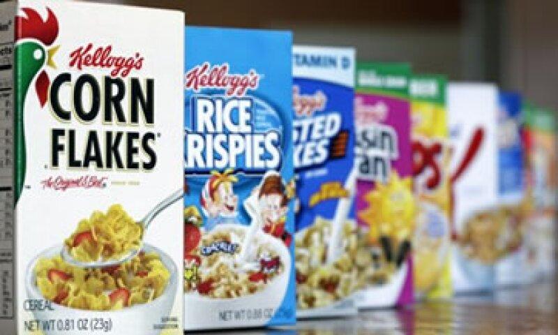 Kellogg espera beneficiarse en 2012 por sus nuevos productos y alzas en precios. (Foto: AP)