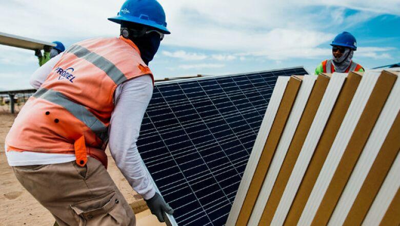 huerto solar Enel 5