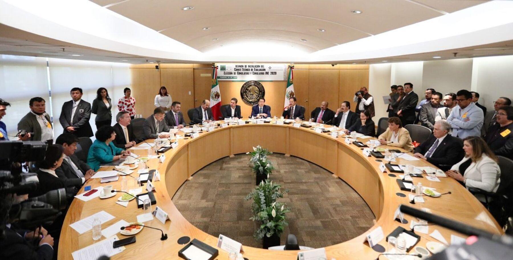 comité técnico ine coronavirus
