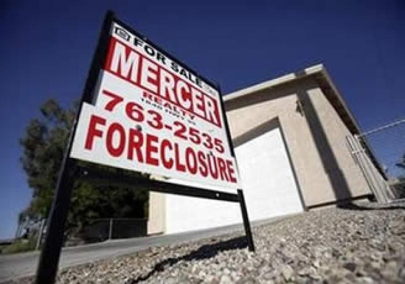 Una de cada 75 familias cayó en morosidad en su crédito inmobiliario en 2009. (Foto: Reuters)