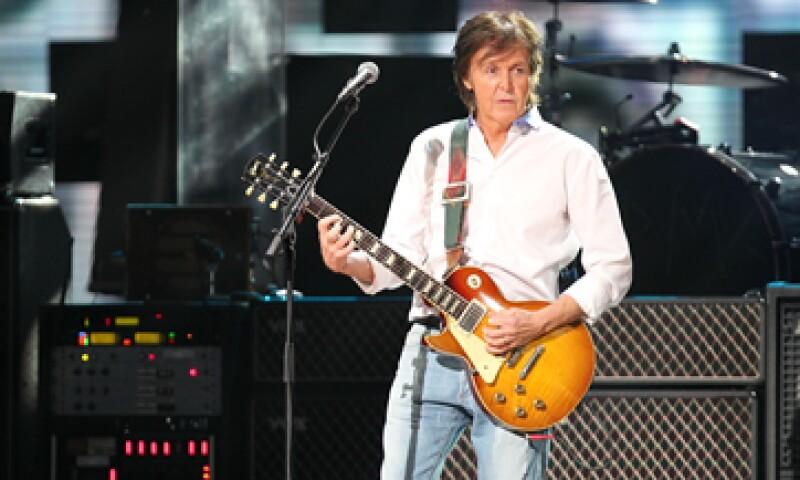 McCartney ha encabezado la lista de los músicos cada año desde la primera vez que la misma se compiló en 1989. (Foto: AP)