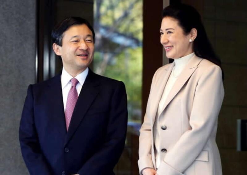 Los futuros emperadores de Japón.