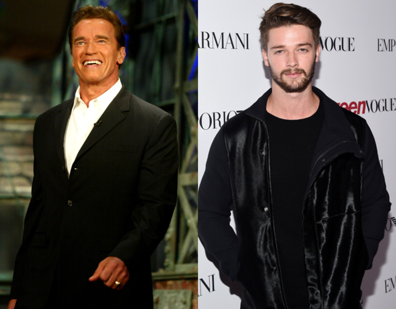 Patrick Schwarzenegger, hijo de Arnold Schwarenegger.