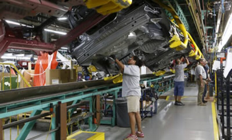 El primer paro en la fabricación de autos afectará la nómina de 3,000 trabajadores. (Foto: Reuters )