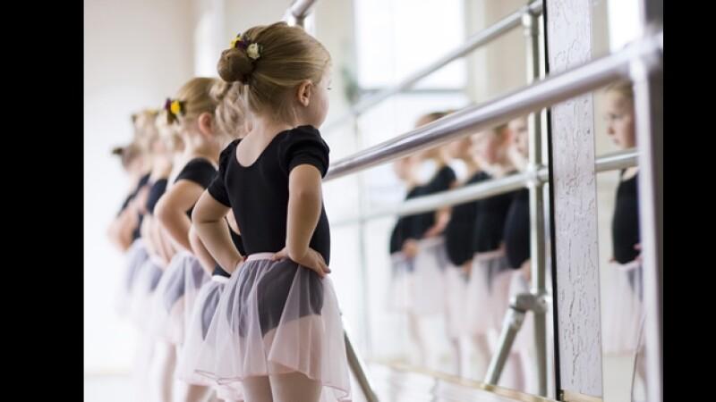 ninas ballet baile
