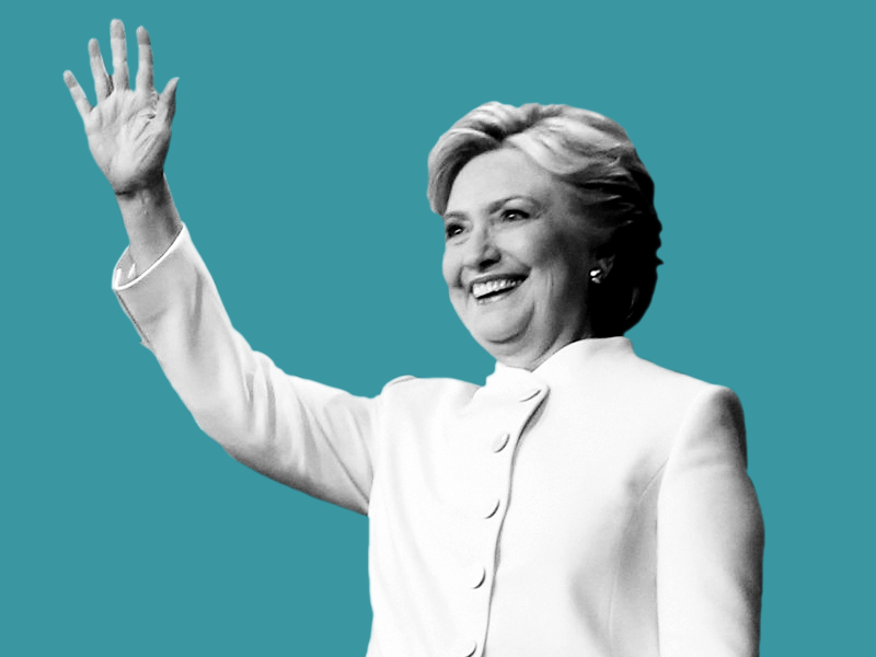 Candidata demócrata