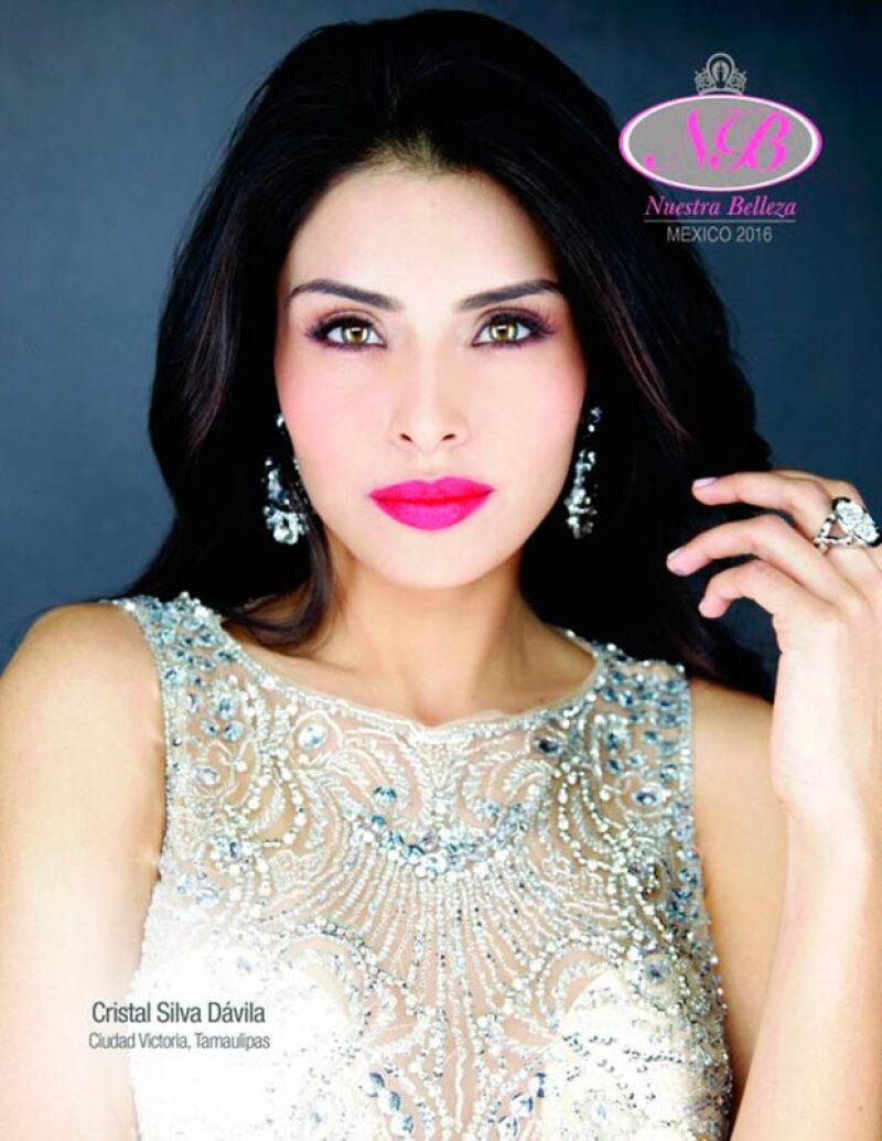 La originaria de Tamaulipas se coronó como la nueva Nuestra Belleza México.