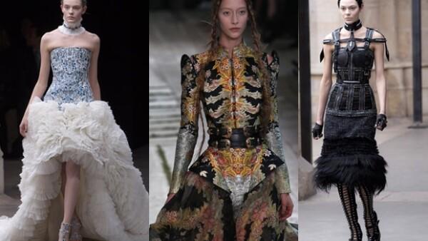 Conoce quiénes son los creadores de las colecciones de las prestigiadas firmas Louis Vuitton y Alexander McQueen.