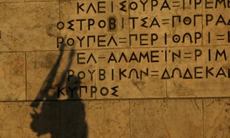 Grecia se enfrenta a una redención de bonos por 3,100 millones de euros (mde) a pagarse el 20 de agosto.  (Foto: AP)