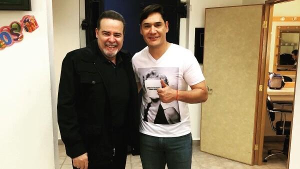 Moy Muñoz podría incursionar en el mundo de la actuación