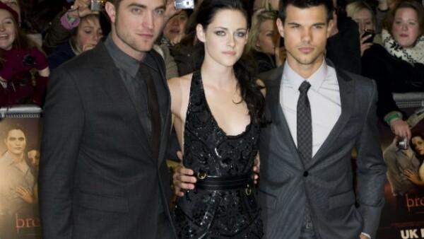 El actor agradece el crecimiento profesional que le ha dado el hecho de participar en la película `Crepúsculo la Saga: Amanecer Parte 1´.