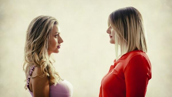 mujeres ellas confrontacion