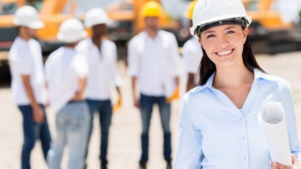 Mujeres construcción