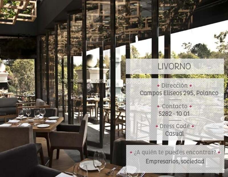 La esencia de Italia con una fusión de cocina contemporánea se juntan en Polanco para darle una experiencia única a los comensales.