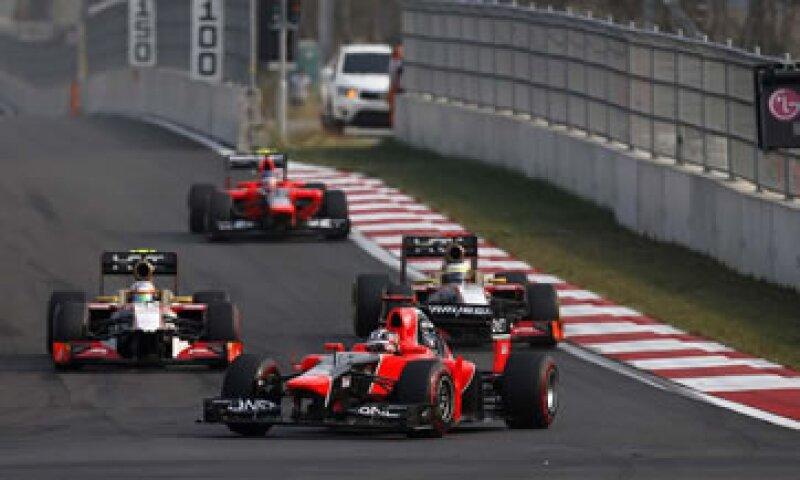 Las vacantes en el equipo de Fórmula 1, Marussia, fueron las primeras en publicarse a nivel mundial. (Foto: Cortesía de Monster)