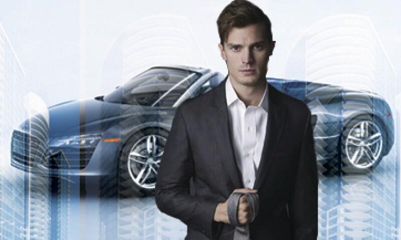 Un Audi R8 Spyder es parte de la lujosa colección de Christian Grey. (Foto: Especial)