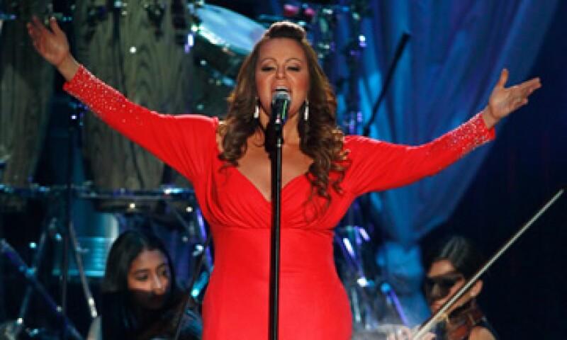 La cantante Jenni Rivera falleció el domingo pasado luego de que la nave donde viajaba se desplomó. (Foto: Reuters)