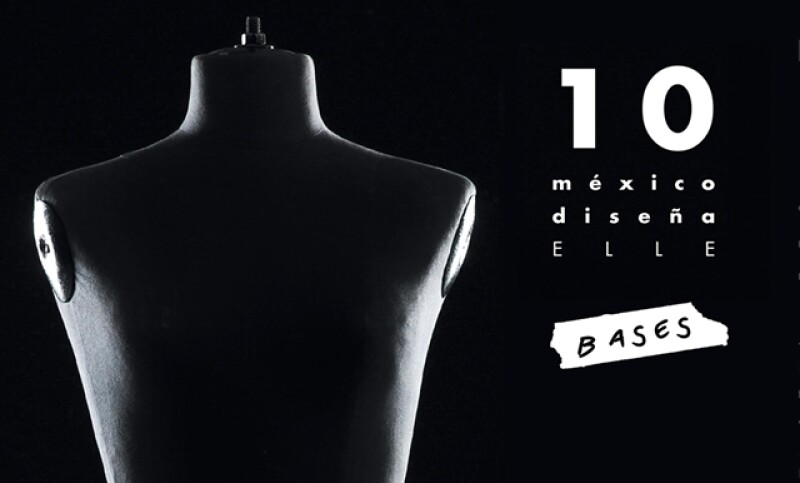 ¿Quieres ser uno de los diseñadores del décimo aniversario de México Diseña? Consulta las bases y participa.