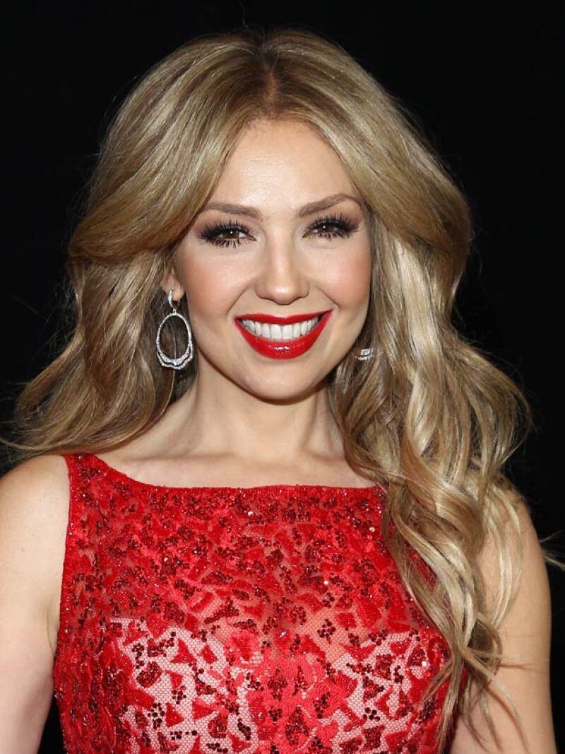 La cantante es una de las famosas mexicanas reconocida por su belleza.