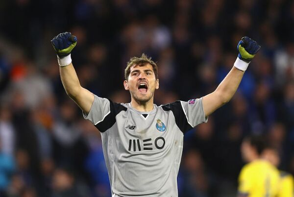 Récord Real Madrid Iker Casillas
