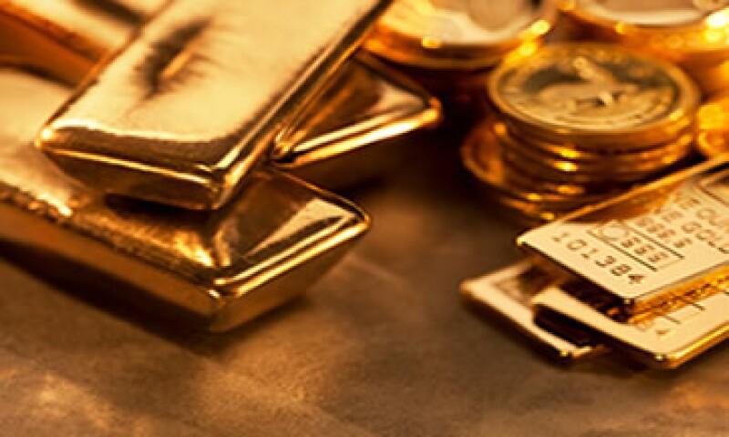 En lo que va del año, el precio de la onza de oro ha pasado de 1,671 a 1,307 dólares. (Foto: Getty Images)