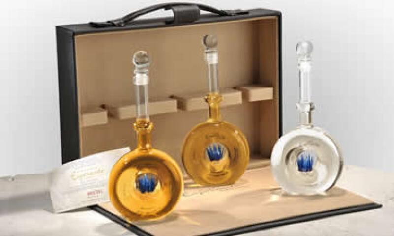 Tequila Esperanto está envasada en una botella diseñada en Italia. (Foto: Cortesía Tequila Esperanto)