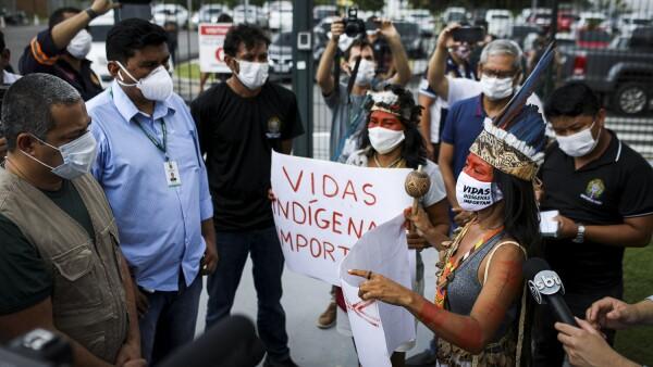 Las vidas indígenas importan