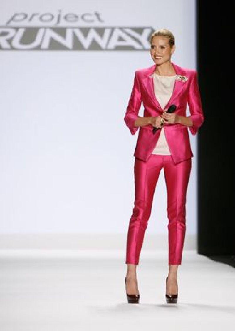 La nueva temporada del reality show de moda ha sido retrasada por una batalla legal.