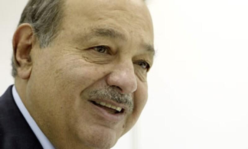 Slim también posee además 8.1% de las acciones clase A del grupo de medios estadounidense New York Times. (Foto: Reuters)