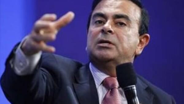 Carlos Ghosn, ex presidente del consorcio Nissan-Renault, preparaba una conferencia de prensa para el 11 de abril.