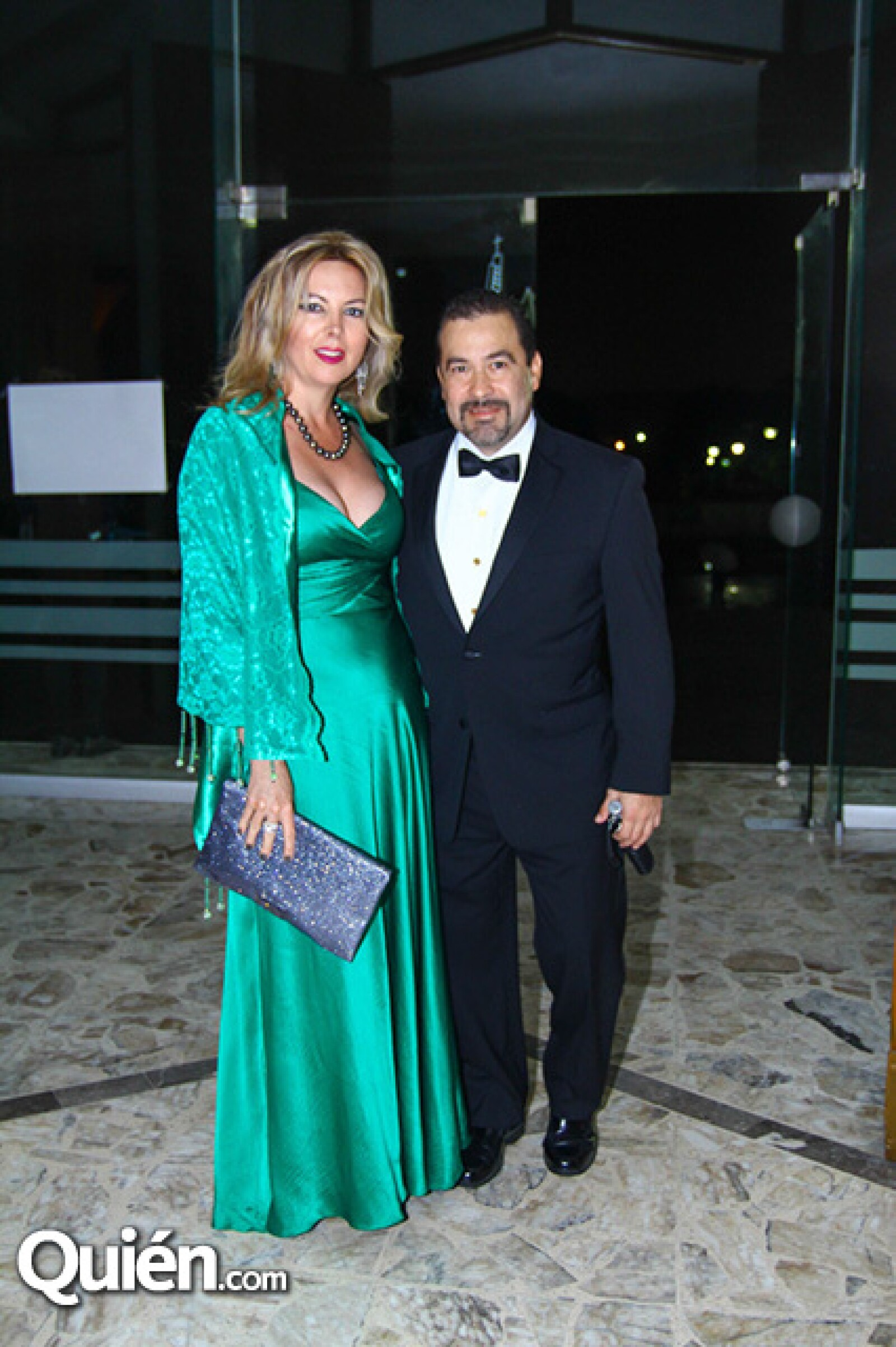 Silvia Montemayor y Enríque Sánchez