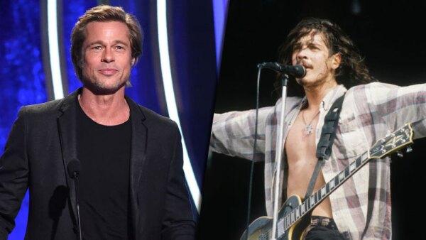 Brad Pitt y Chris Cornell