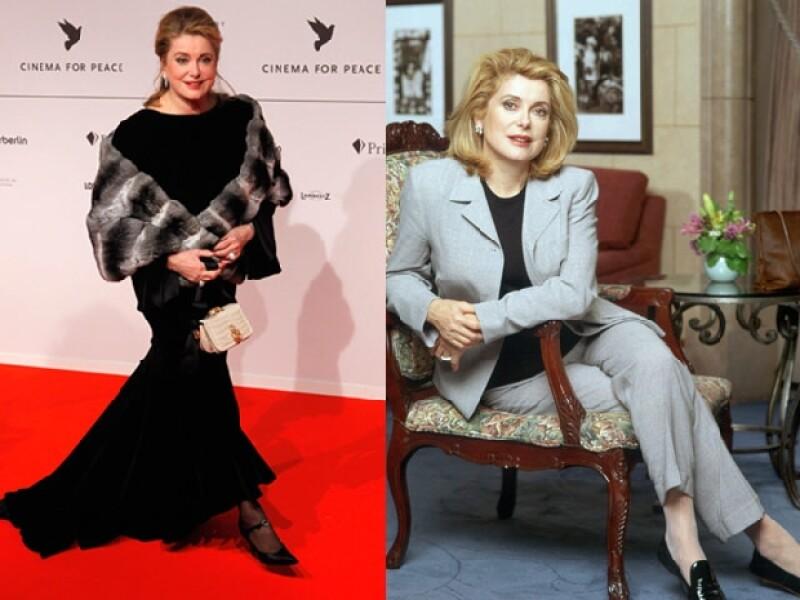 La actriz se caracterizo por su elegancia y sofisticación a la hora de vestir, mismo que aplica hoy en día.