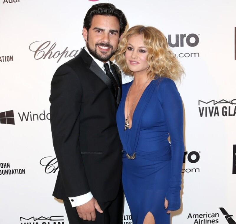 El cantante no mencionó a su pareja Paulina Rubio, pero no es la primera vez que la pareja comunica ante los medios el deseo de convertirse en padres.