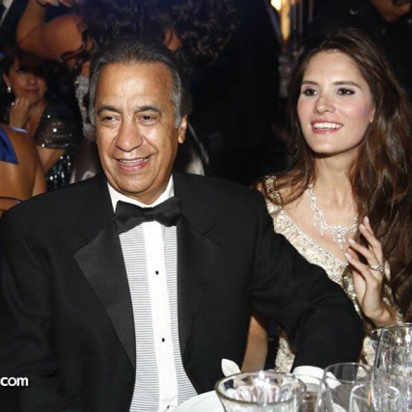Miguel y Sandra Rincón