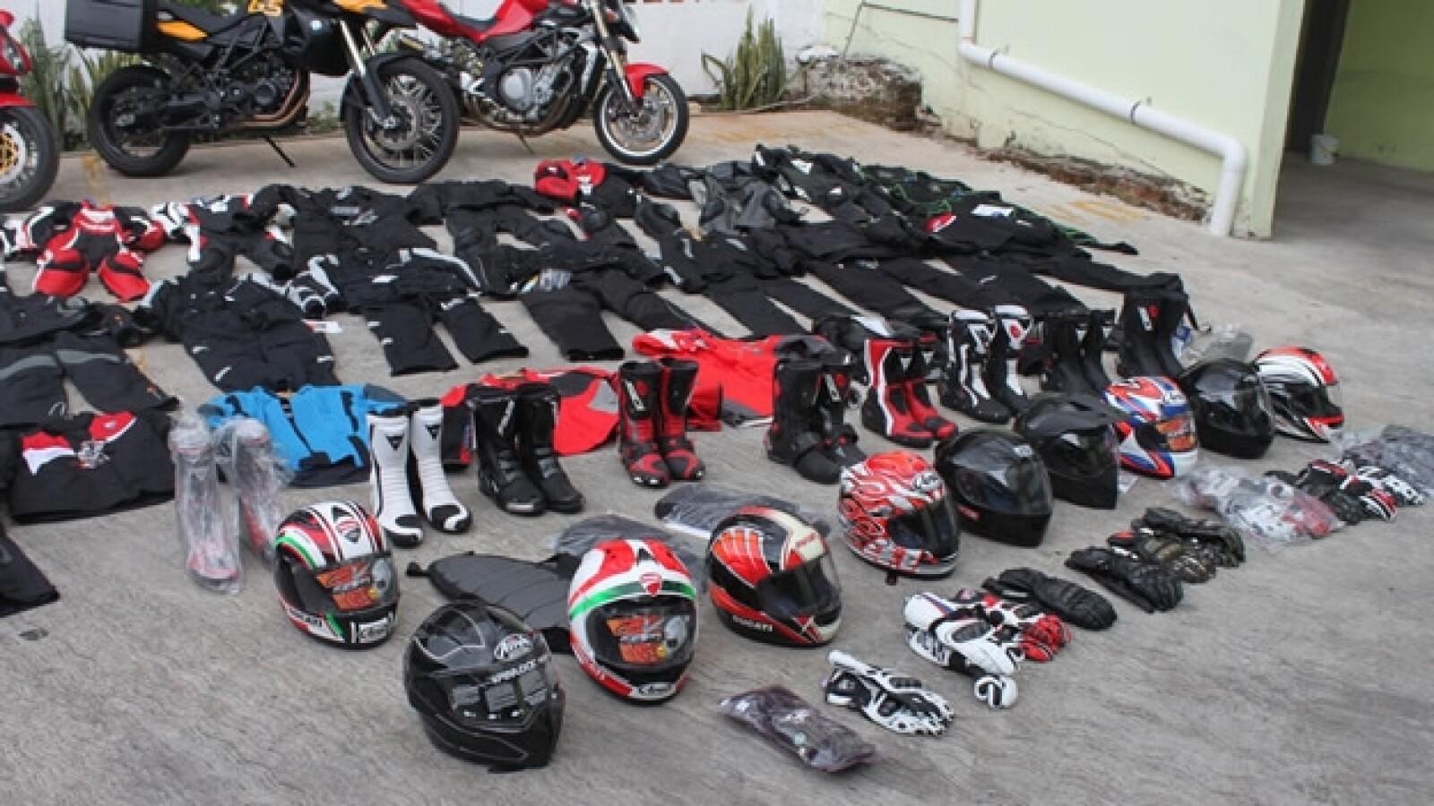 motocicletas extesorero Tabasco